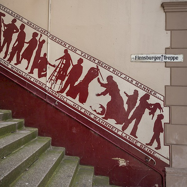 Die Treppe Flensburg